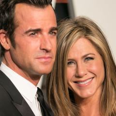 Jennifer Aniston lascia Justin Theroux