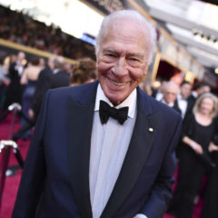 E' morto Christopher Plummer