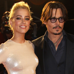 Johnny Depp sposa Amber Heard