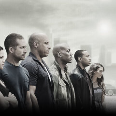 Fast and Furious 7 ai People Choice Awards