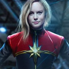 Captain Marvel da record!