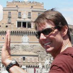 Tom Cruise: Mission Impossible a Roma
