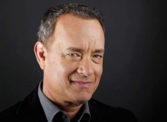 Tom Hanks fa il burbero