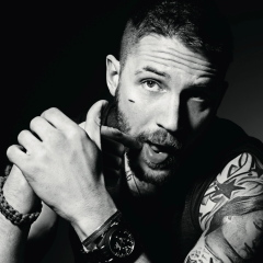 Tom Hardy in Antartide