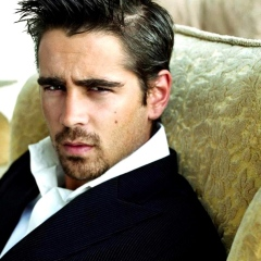 Colin Farrell come Clint Eastwood