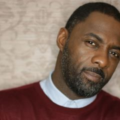 Incidente romantico per Idris Elba