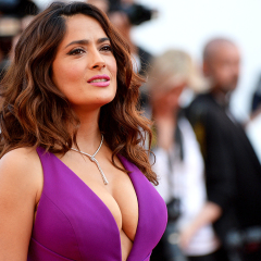 Salma Hayek in The Eternals della Marvel