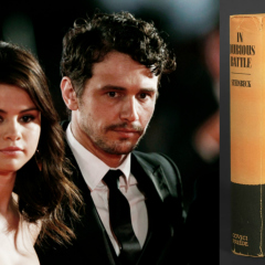 Selena Gomez sul set con James Franco