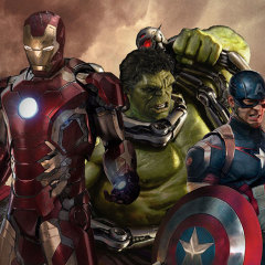 Avengers: Age of Ultron parte col botto!